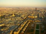 Invalides district from Eiffel Tower