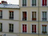 Apartment around hill in Montmartre