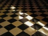 Floor like chess