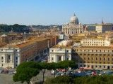 Vatican from Castel Sant'Angelo