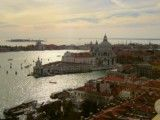 Santa Maria Della Salute church district from large belfry