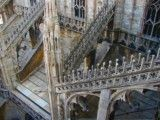 Detailed decoration of Duomo