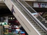 Escalator of Siam station