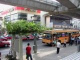 Surrounding of Siam station