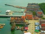 Surveying of port of HUIS TEN BOSCH