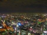 Night view of Nagoya