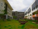 Courtyard of Tamasart university