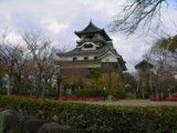 Scene of Inuyama Castle