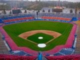 Whole image of Dodger Stadium