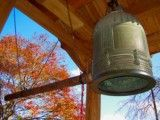 Bell of music temple in Chichibu